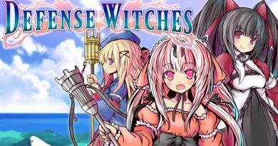 Anime Hexenmädchen als App für Android und iOS