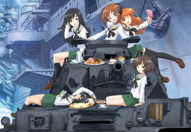 Review: Girls und Panzer