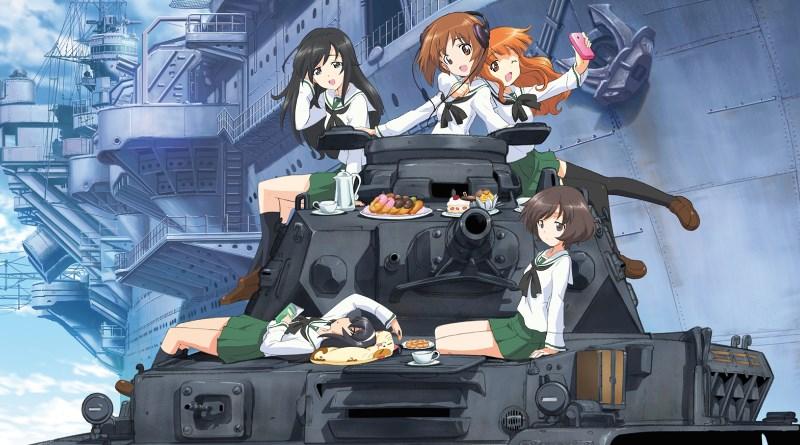 Coverbild für die süßen Moe Girls und Panzer