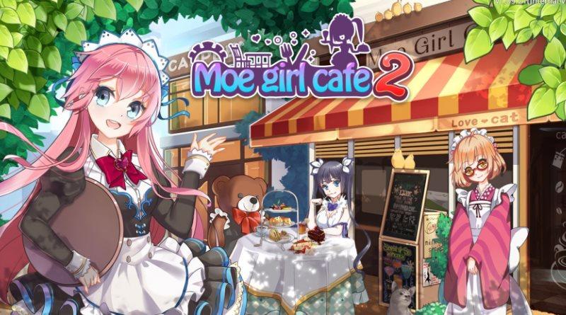 Moe Girl Cafe 2 ist ein süßes Cafespiel und mit niedliche Mädchen.