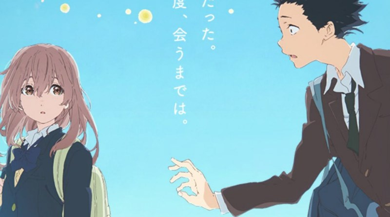 Anime-Film Koe no Katachi bzw. A Silent Voice