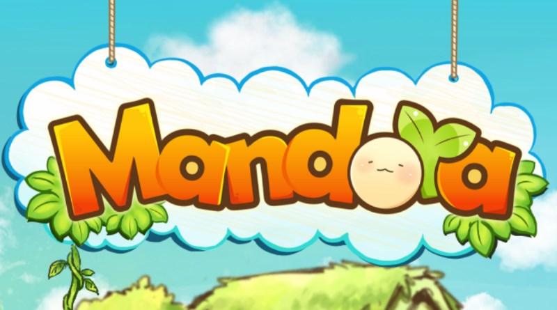 Spiele das süße Mandora Spiel. Ernte Mandoras und bekomme Punkte.