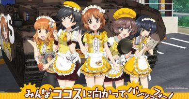 Girls und Panzer Coco Event