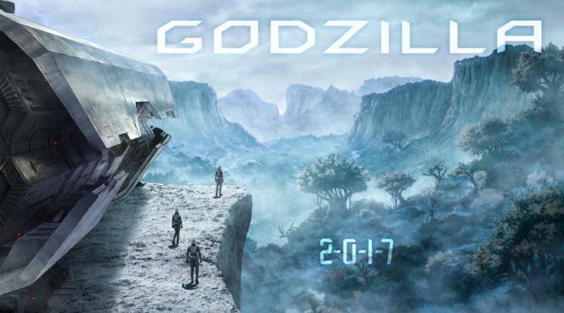 """Der neue und kommende Film """"Godzilla"""" ist der 30. Toho-Film und 32. Godzilla-Produktion"""