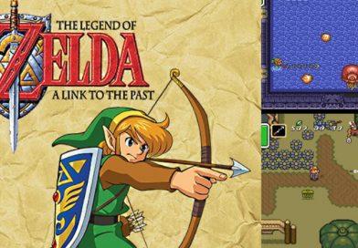 Twitch: Mit verbundenen Augen Zelda durchgespielt!