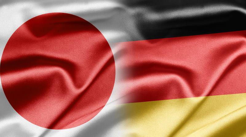 Deutschland und Deutsch in Animes Japan