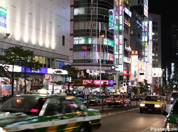 Japans Hauptstadt