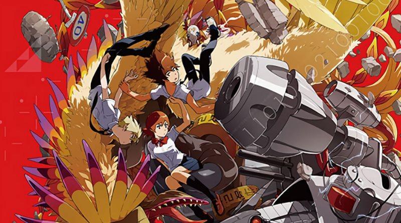 Digimon Tri Epsiode 5 angekündigt