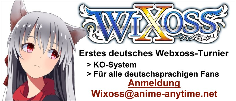 Ger Wixoss Webxoss Tournament