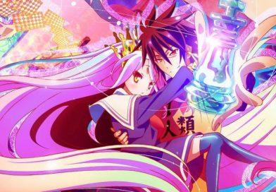 Visual zum Anime-Film No Game, No Life -Zero- veröffentlicht