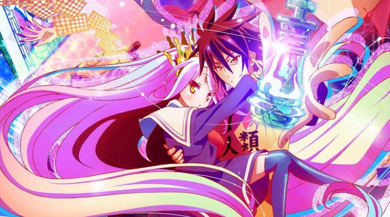 Visual Zum Anime Film No Game Life Zero Veroffentlicht