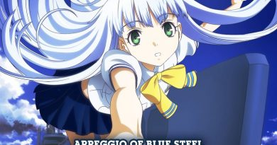 Arpeggio of Blue Steel Ars Nova Review