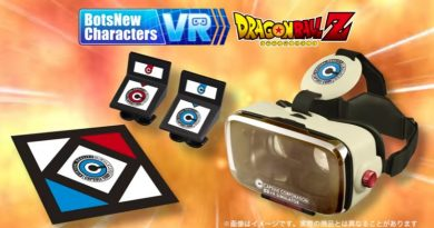 Dragonball Z VR Brille Set