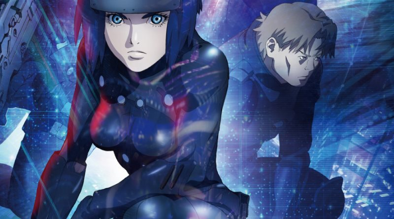 Neuer Ghost in the Shell Anime