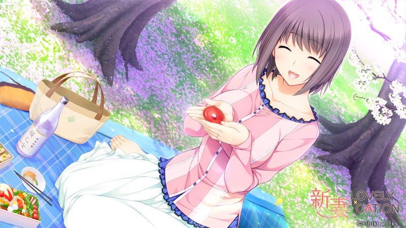 hibiki works Lovely Cation Anime Aiko Kurihara VR heiraten