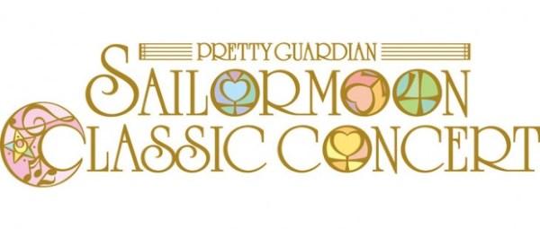 Sailor Moon Classic Concert Logo