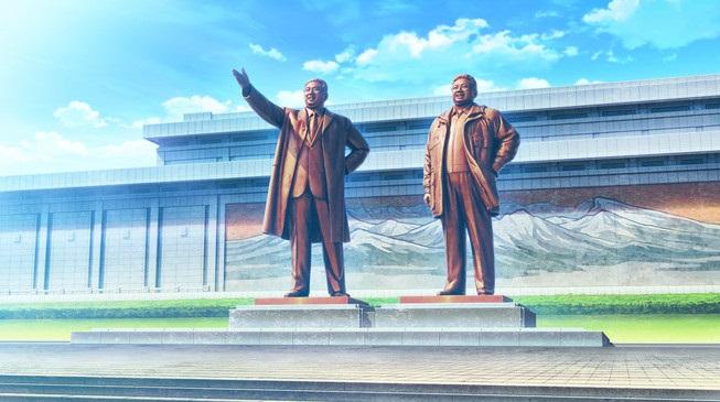 Nordkorea Spiel auf Steam