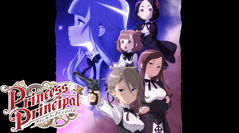 Anime Princess Principal
