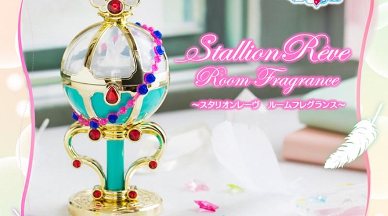 Stallion Reve als Raumerfrischer