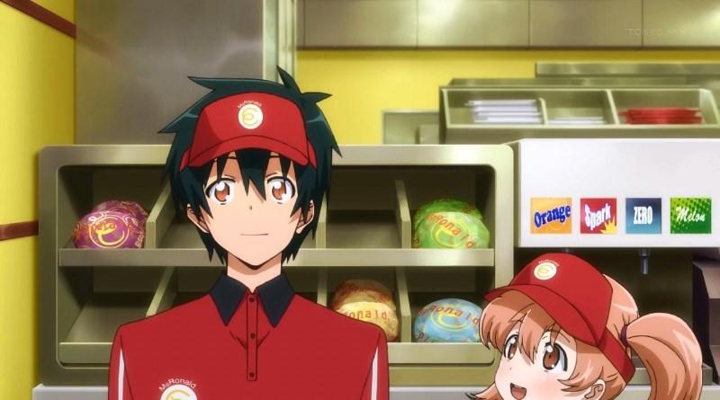 Produktplatzierung in Animes