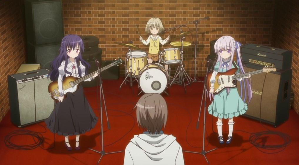 Tenshi no 3P Musikband