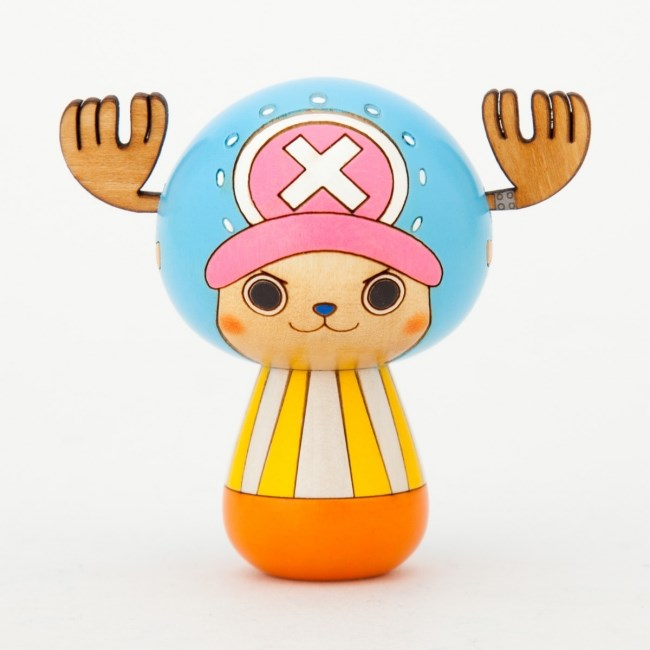 One Piece Kokeshi Chopper Vorne