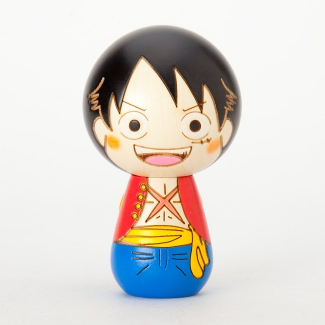 One Piece Kokeshi Ruffy
