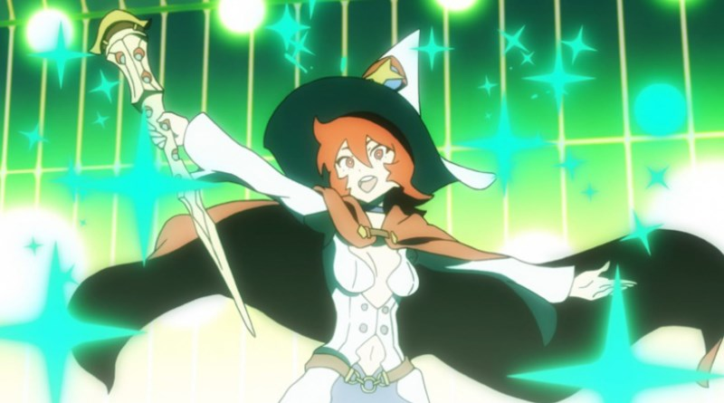 Little Witch Academia: Chamber of Time – Preview