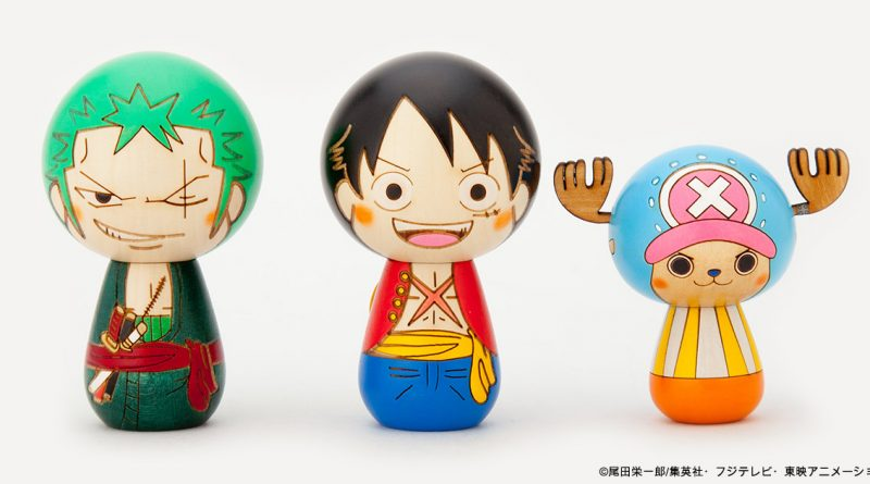 One Piece Kokeshi