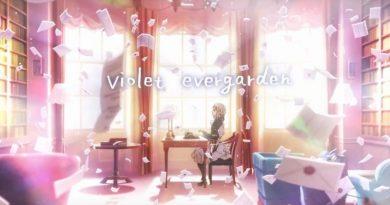 Violet Evergarden Anime Preview