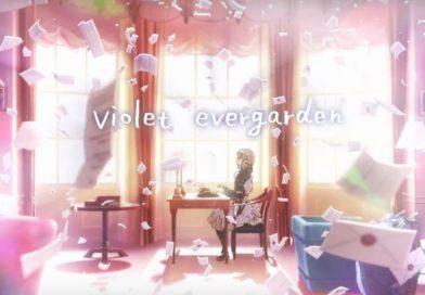 Violet Evergarden- ein ganz besonderer Anime