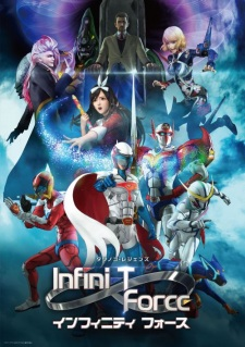 Infini-T Force Anime Release