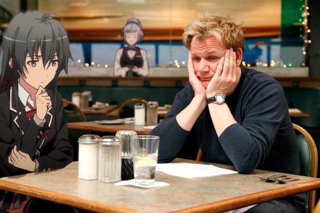 Anime Charaktere im Reallife mit Yukino