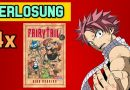UPDATE: Fairy Tail Manga Verlosung