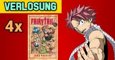 Fairy Tail Verlosung