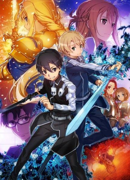 3. Staffel von Sword Art Online