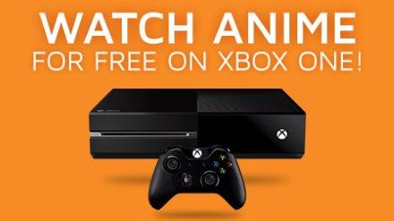 Xbox LIVE Crunchyroll
