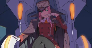 Darling in the FranXX Anime Release
