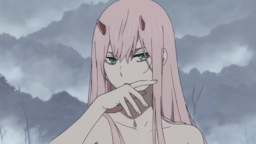 Darling in the FranXX Scene 7