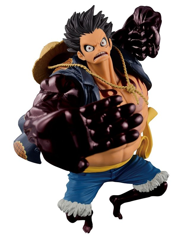 Figurine One Piece Ruffy Figur
