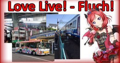 Love Live Idol Fluch