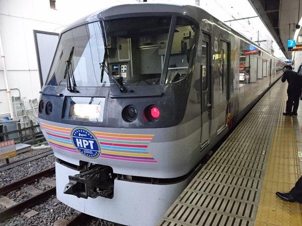 Seibu 10109F Hibarigaoka Station Love Live Zug