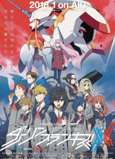 Darling in the FranXX Release