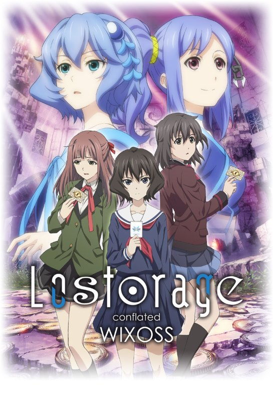 Lostorage conflated Wixoss 4. Staffel Release