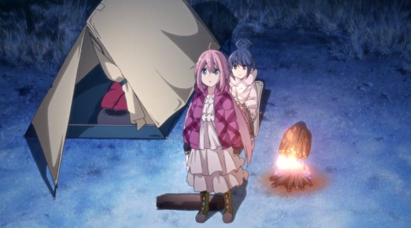 Yuru Camp sorgt für Camp-begeisterte in Japan!