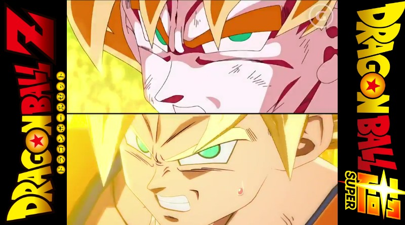 Dragonball FighterZ Anime vs Game
