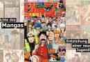 Die Geschichte des Mangas