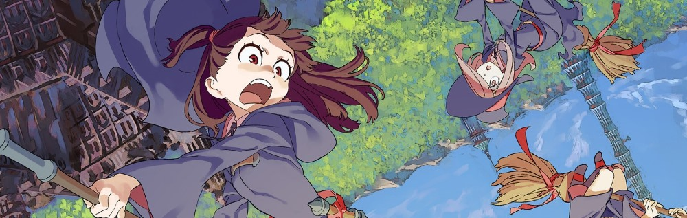 Little Witch Academia 2 Kickstarter