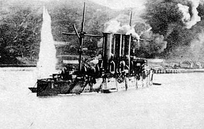 Russisch-Japanische Krieg 1904-1905