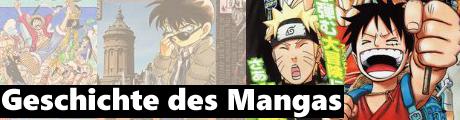 Manga Geschichte Ursprung Japan